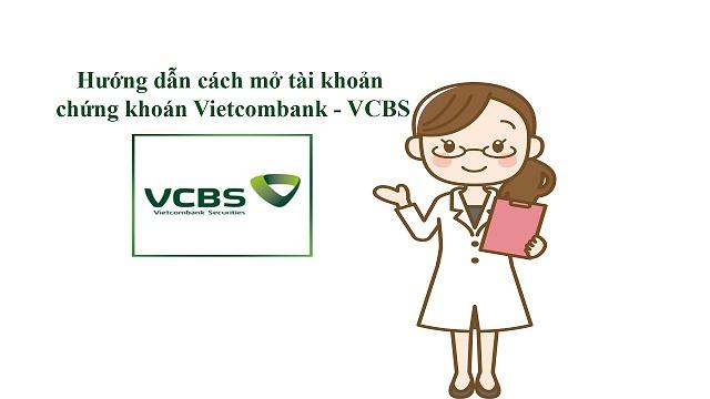 Mở tài khoản chứng khoán vietcombank tại công ty