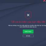 Bạn tùy chọn Avast muốn vô hiệu hoá