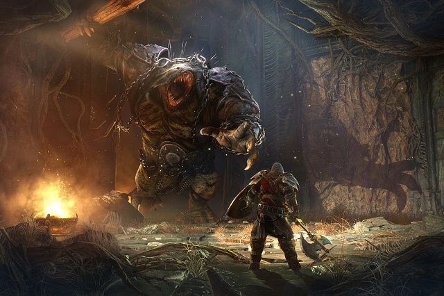 Game Lords Of The Fallen game nhập vai đẫm máu