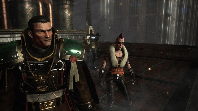 Game Offline 2017 Hot Eisenhorn Xenos