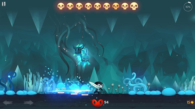 Game Reaper với anh chàng hiệp sĩ bé gan dạ