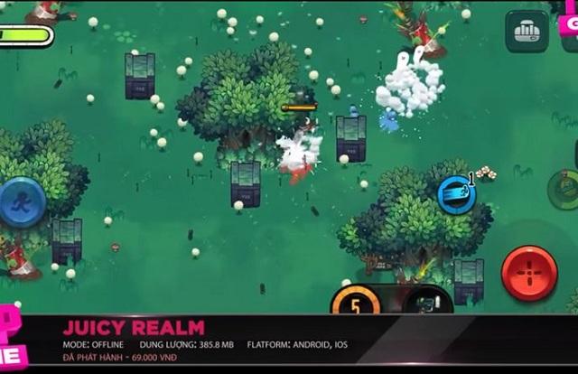 Juicy Realm là một game chơi hấp dẫn