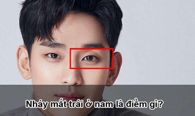 Giải mã hiện tượng con trai mắt trái giật hên hay xui