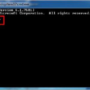 Truy cập giao diện Cmd