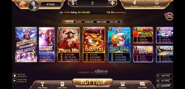 Sunwin – Top những game bài đổi thưởng uy tín nhất mà bạn đang tìm kiếm là gì