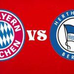 Bayern Munich vs Hertha là trận cầu hấp dẫn của vòng 3/34 Bundesliga