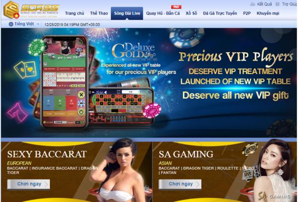 Sân chơi casino uy tín – Nhà cái SCR99