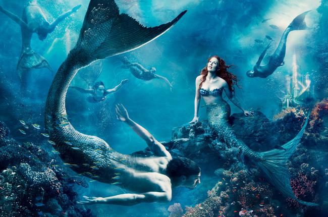 Nếu có giấc mơ biến thành người cá xảy ra thì chứng tỏ bạn đang cảm thấy rất ngột ngạt và bí bách