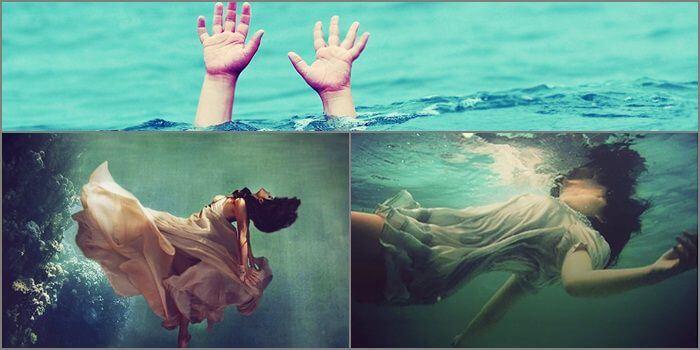 Khi nằm mơ thấy xác chết trôi sông là phụ nữ, nó dự đoán rằng trong thời gian tới bạn sẽ gặp may mắn.