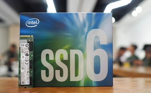 SSD 660p chuẩn M.2 mới ra mắt của Intel